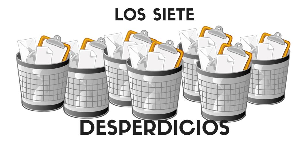 Los Siete Desperdicios