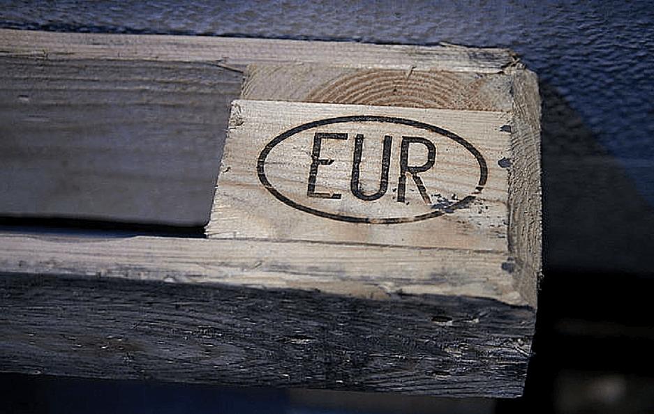 Palet homologado EUR PAL