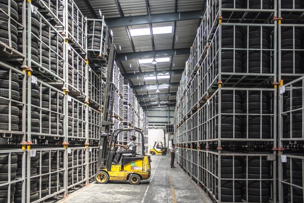 Logistica Interna en una empresa.