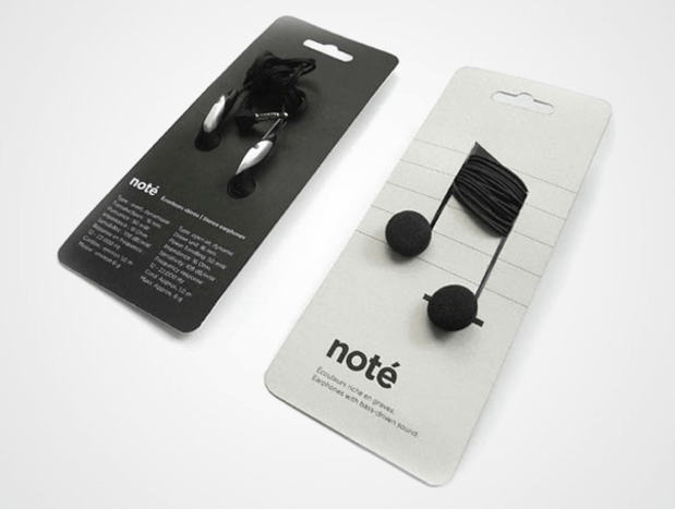 Packaging auriculares