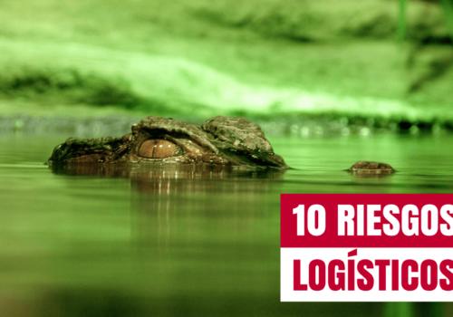 Los 10 grandes riesgos de la cadena de suministro
