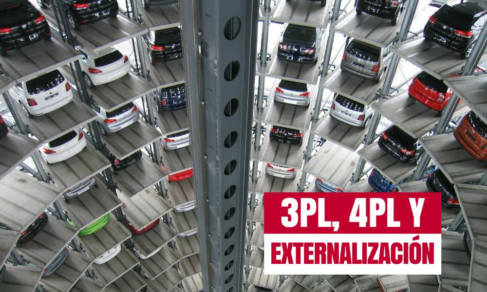 3PL, 4PL y externalización logística