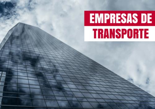 Empresas de transporte: qué debes exigirles