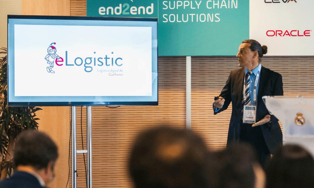 Transgesa presenta eLogistic en el congreso End2End