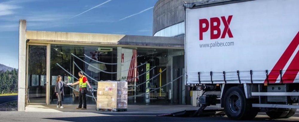 camión de pbx y pbx10