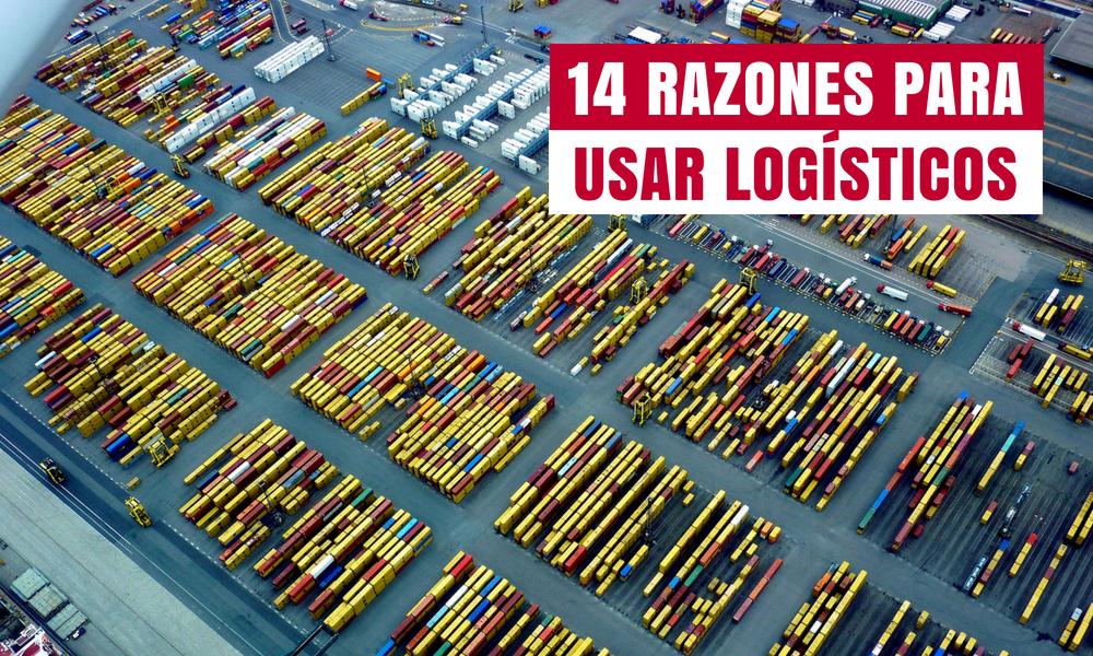 empresas de logística y transporte