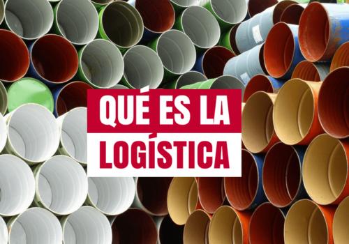 Qué es logística