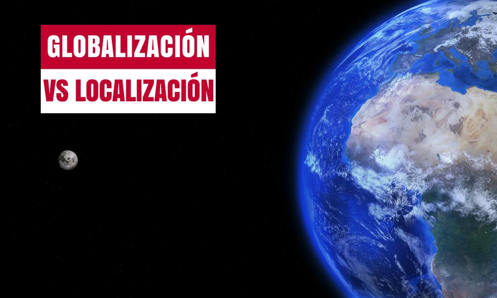 Globalización y localización