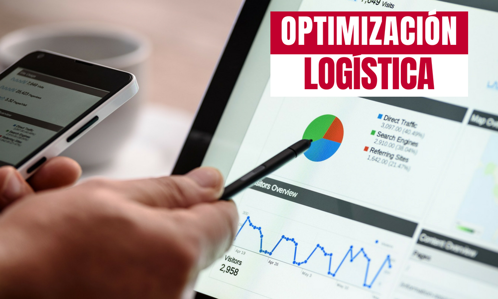 OPTIMIZACION LOGISTICA