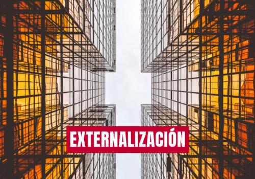 Cómo afrontan la externalización las empresas españolas