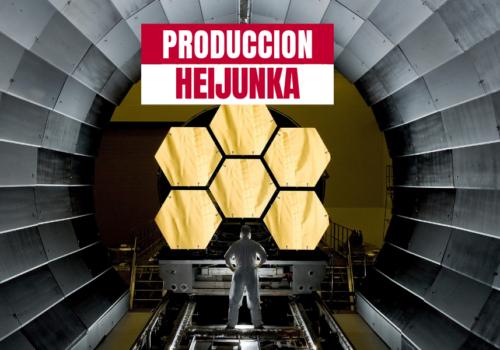 Heijunka o la nivelación de la producción