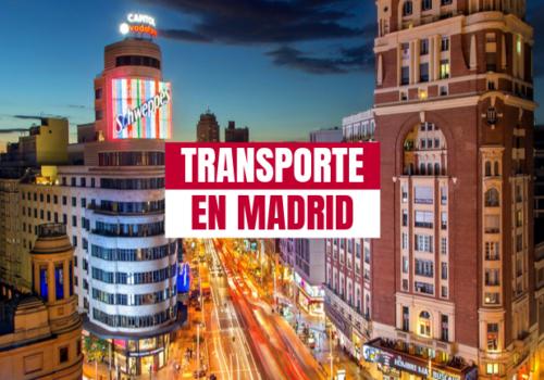 Retos de las agencias de transportes de Madrid