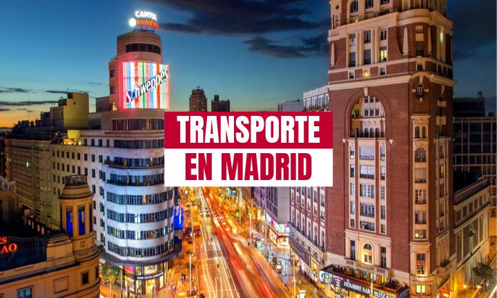AGENCIAS DE TRANSPORTES EN MADRID