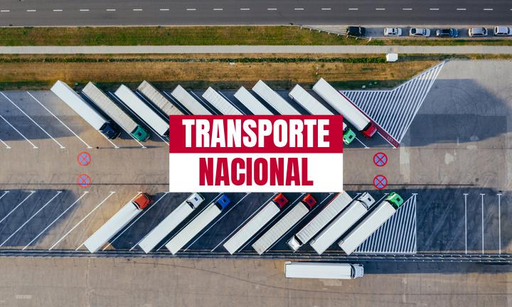 transporte nacional de mercancía