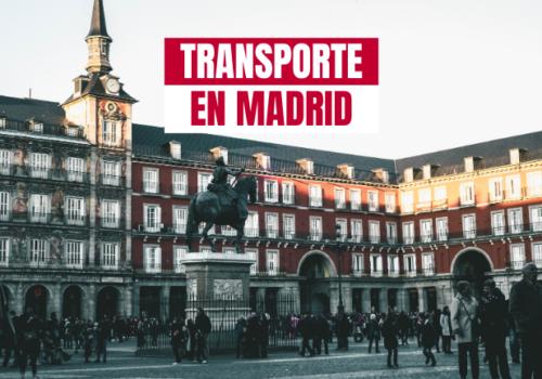 ¿Colapsará el transporte de mercancías en Madrid?
