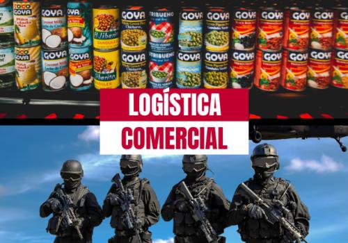 Logística comercial o por qué no es lo mismo transportar un producto de consumo que un fusil de asalto