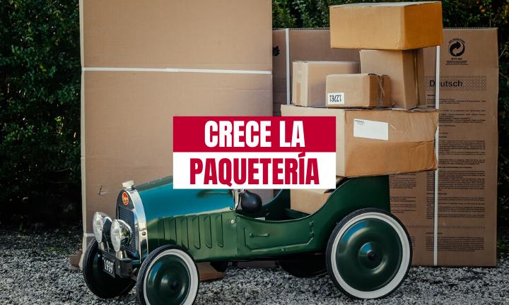 ENVIOS DE PAQUETERIA