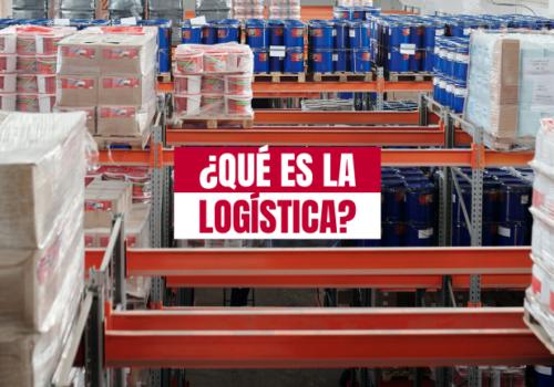 Qué es un operador logístico