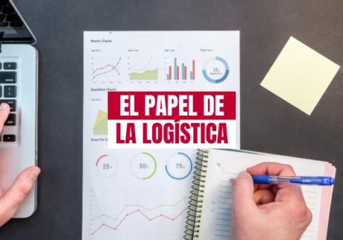 El papel de la logística en la cadena de suministros