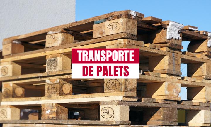 Empresa de transporte de palets