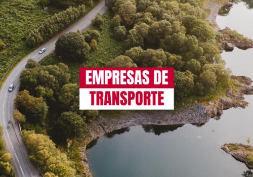 Tipos de proveedores de transporte terrestre