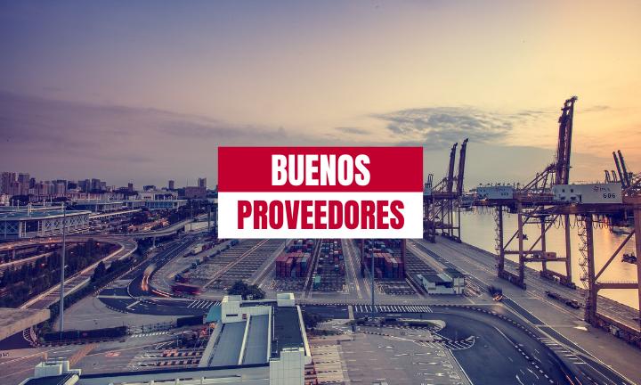 BUENOS PROVEEDORES LOGISTICOS