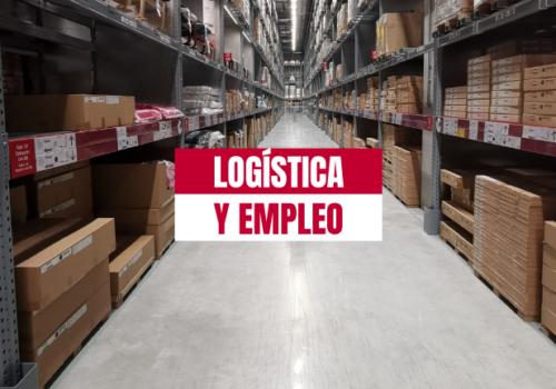 El empleo en la logística y el transporte
