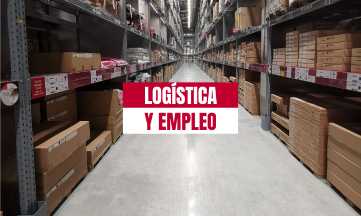 la logística y el transporte