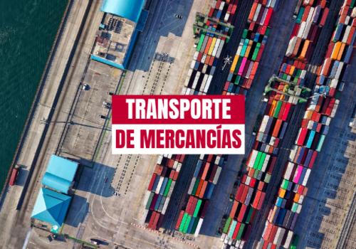 La relación entre la logística y el transporte de mercancías
