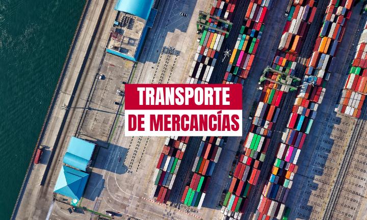 logística y el transporte de mercancías
