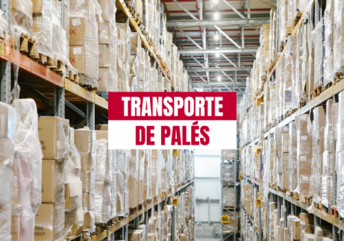 Transporte de pales: la importancia en la logística