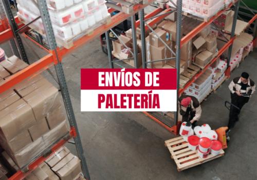 Trucos para el envío de palets en España