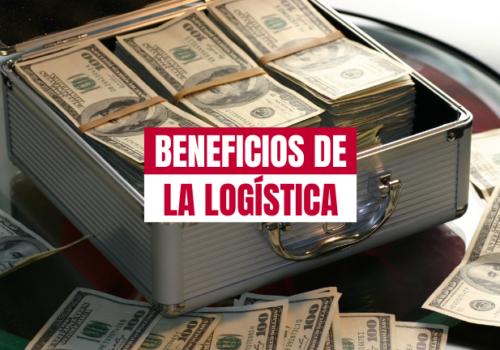 Beneficios de la logística