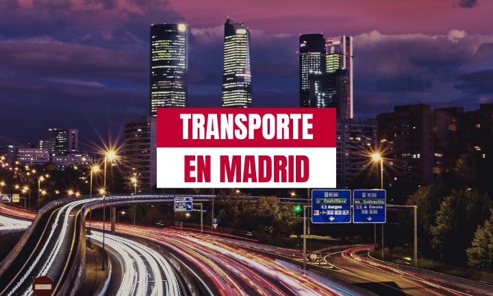 EMPRESAS DE TRANSPORTE EN MADRID